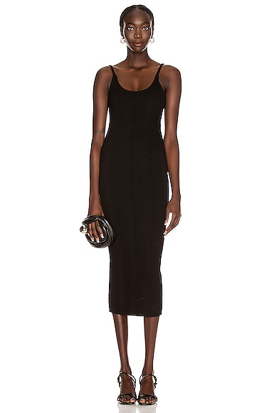 Braided Midi Dress
