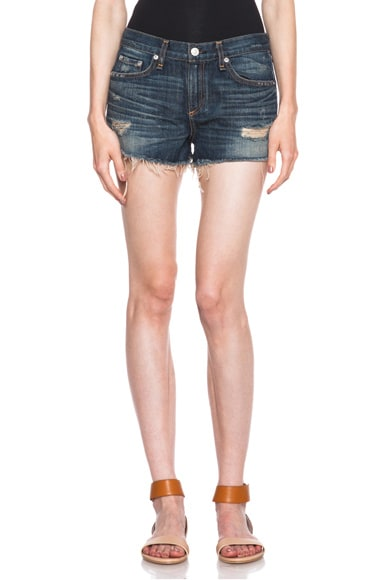 The Cut Off Jean Shorts