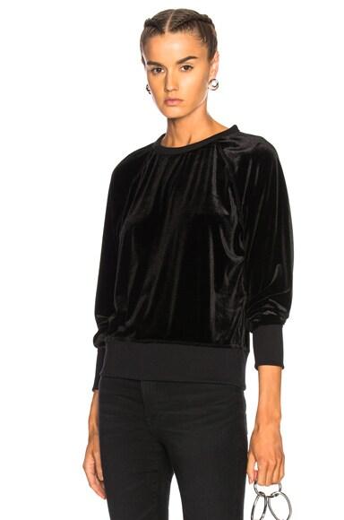 Classic Velvet Pullover