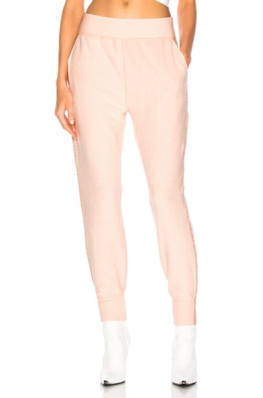 Brushed Inside Out Terry Sweatpant