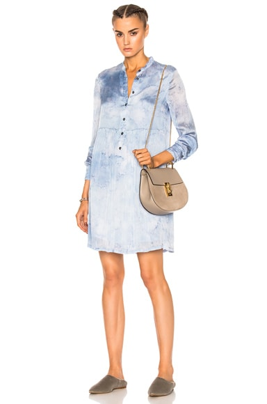 Empire Shirt Dress
