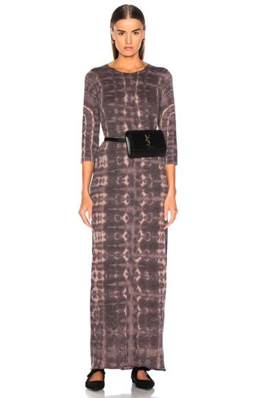 Half Sleeve Caftan Dress