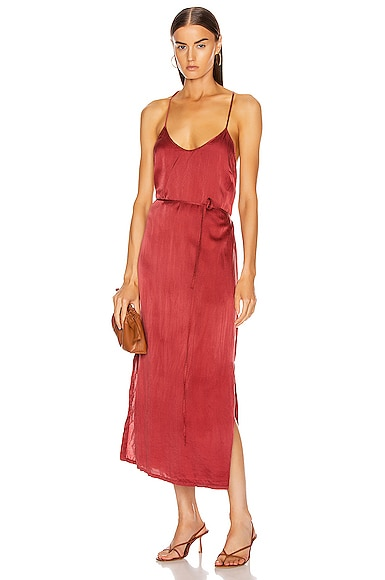 Simple Slip Dress