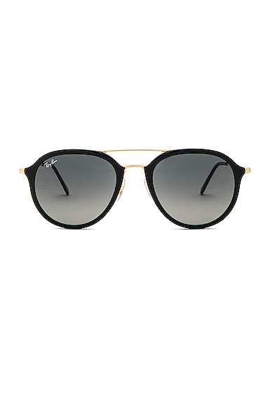 Aviator Round Sunglasses