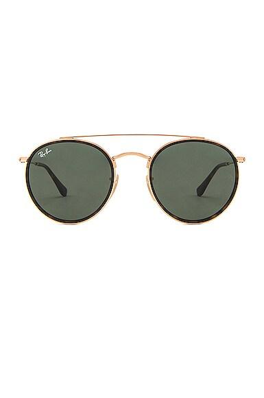 Double Bridge Sunglasses