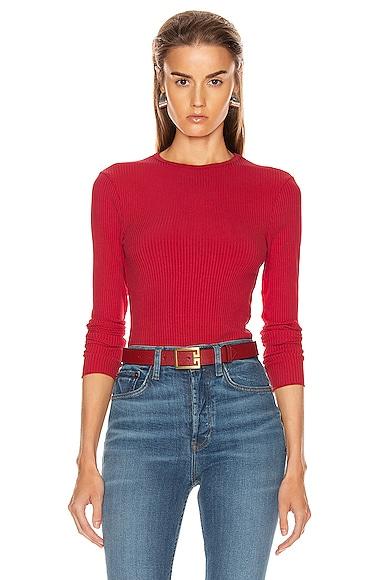60's Long Sleeve Bodysuit