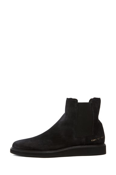 x Common Projects Chelsea Boot
