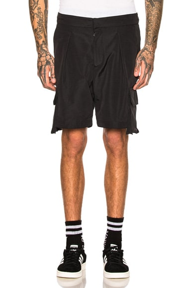 Drop Pocket Cargo Shorts