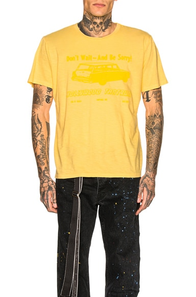 Hollywood Tantrum Graphic Tee