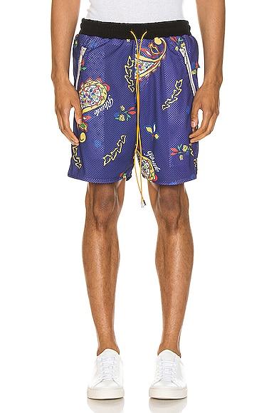 Bandana BBall Shorts