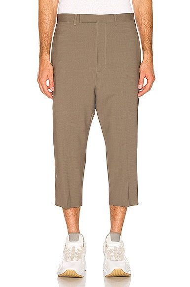 Cropped Astaire Trouser