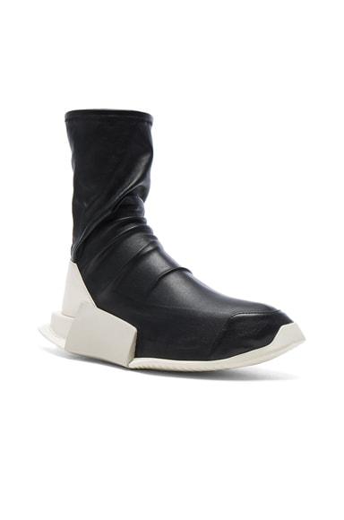 x Adidas Level Stretch Leather Socks