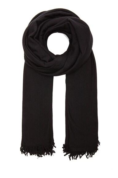 Merino Wool Blanket Scarf