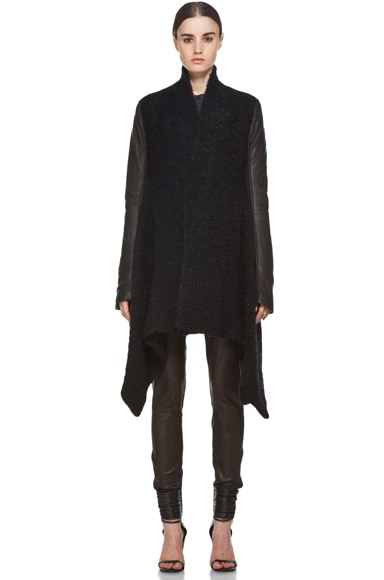 Oblique Coat