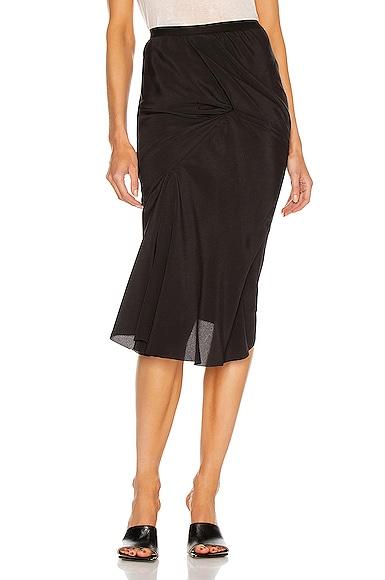 Rick Owens Skirts SEB SKIRT