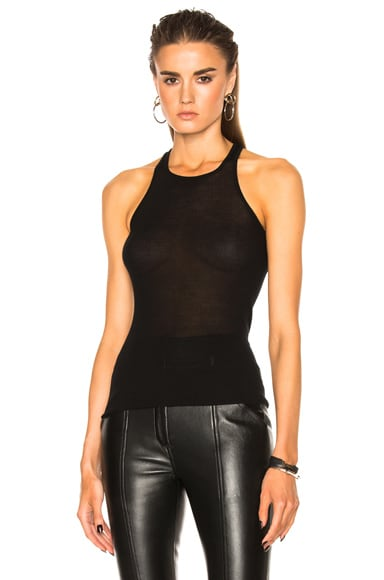 Basic Rib Cotton Tank