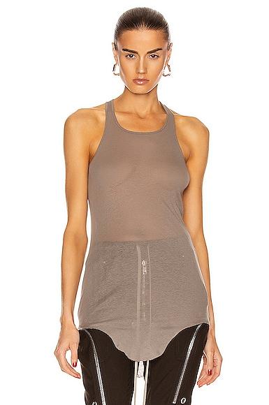 Basic Rib Tank Top
