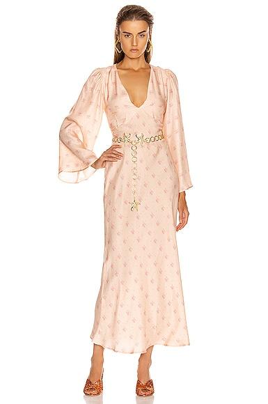 Nadia Midi Dress