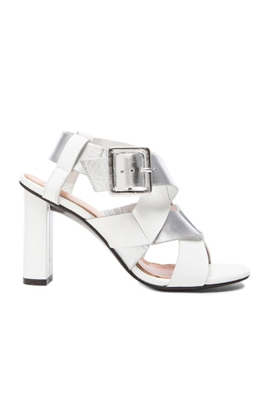 Lissia Leather Sandals
