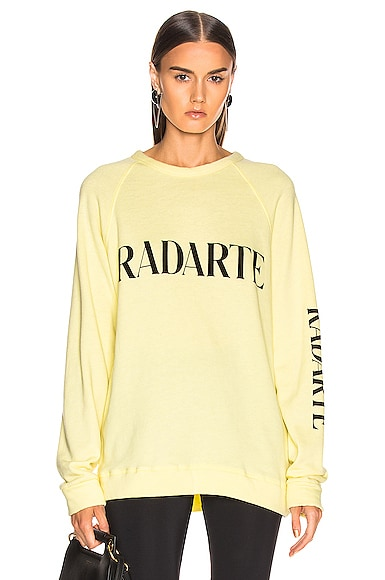 Oversize Radarte Los Angeles Sweatshirt