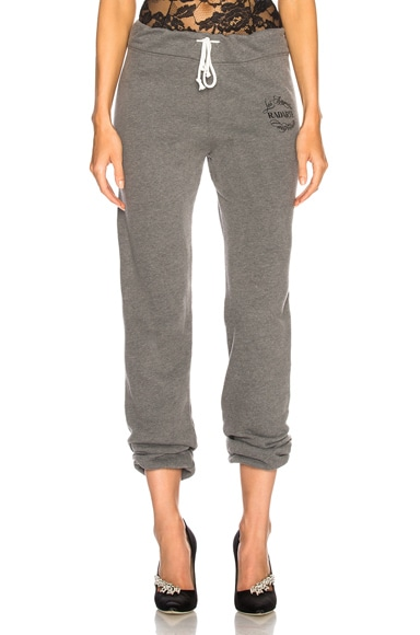 Radarte Emblem Sweatpants