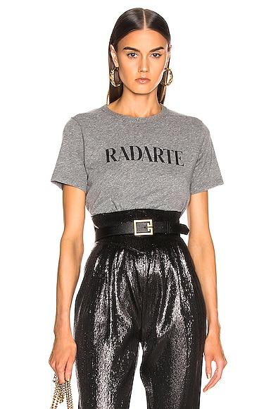 Cropped Radarte T Shirt