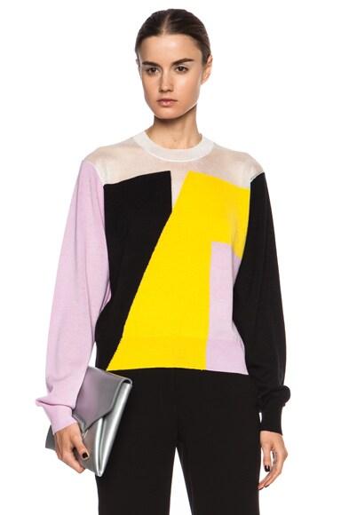 Myatt Wool-Blend Sweater