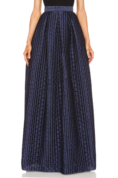 Roelle Poly-Blend Skirt