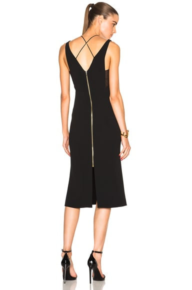 Shannon Boucle Lace & Viscose Dress