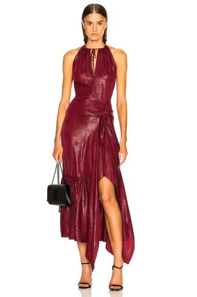 0c262b3ca7c Miranda Swirl Lame Dress Miranda Swirl Lame Dress. Roland Mouret
