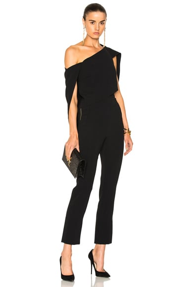 Carlton Stretch Viscose Jumpsuit