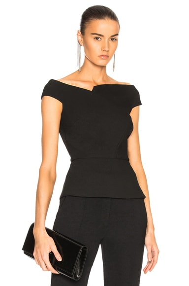 Elmswell Viscose Crepe Top