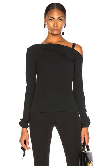 Russell Stretch Viscose Top