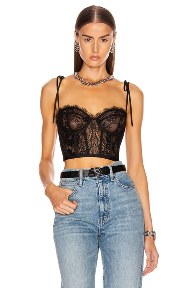 Nayra Bustier Top
