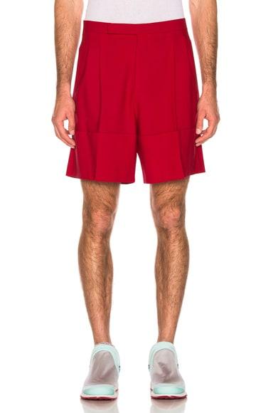Turn Ups Shorts