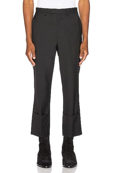 Slim Fit Cropped Pants