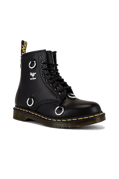 Dr. Martens High Nickle Rings Boot