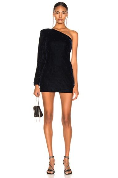 Edie Velvet Dress