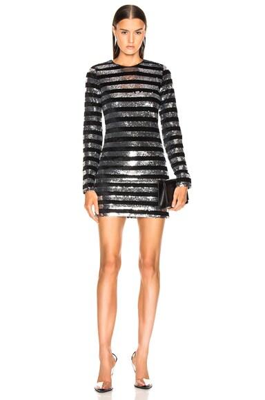Crystal Sequin Dress