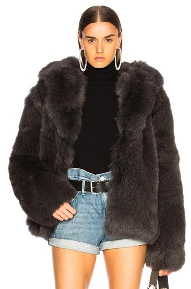 Archie Fur Jacket