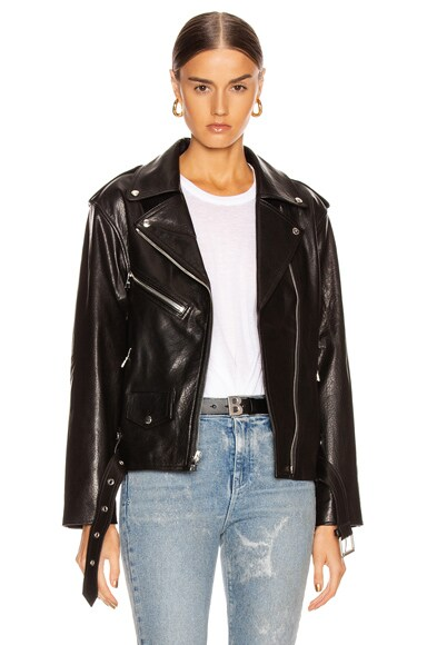 Eryn Leather Jacket