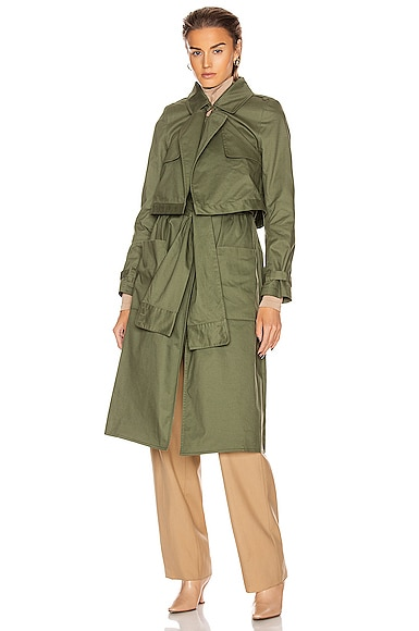 Harlow Trench Coat