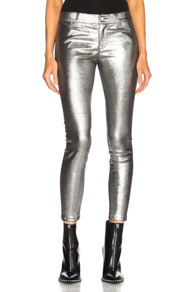 Prince Leather Skinny