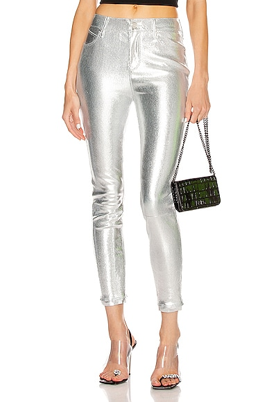 Madrid Leather Skinny
