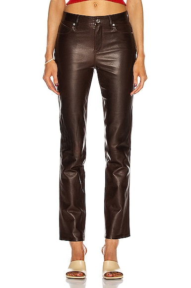 Remi Leather Pant