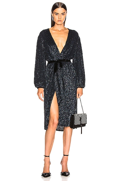 for FWRD Audrey Robe Dress