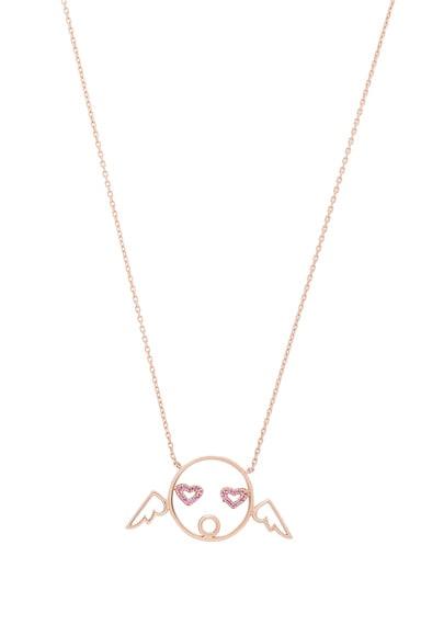 Cupid Pendant Necklace