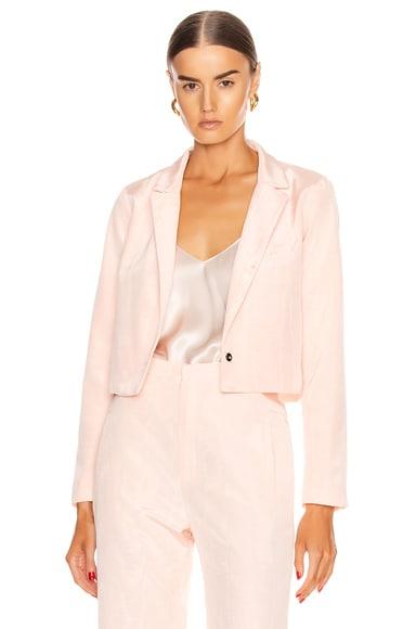 Allie Cropped Jacket
