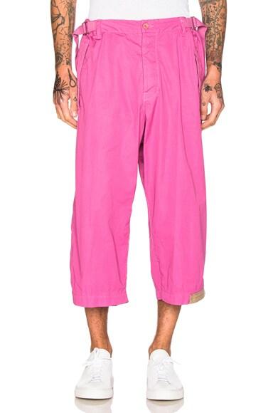 Overdyed Shorts