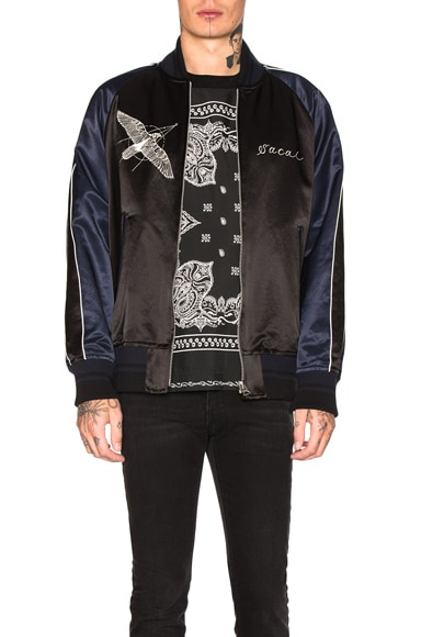 Dr. Woo Stadium Jacket